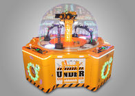 China Claw Arcade Crane Machine Excavator Shape High Profitability factory