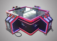 China Customized 4 Players Shooting Fish Game Machine Attractive Design 220V factory