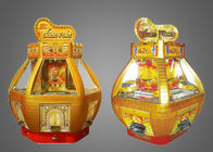 China High Revenue 4 Players Coin Pusher Game Machine For Amusement Hall factory