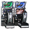 China Initial D8 Electronic Driving Simulator Arcade Machine For Shopping Center factory