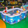 Colorful Park Fishing Arcade Machines Coin Operated Customized Size supplier