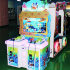 Indoor Coin Operated Arcade Games Machines 180W 2 Player Metal Material supplier