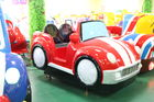 Traditional Or Interactive Indoor Kiddie Rides Cute Design Car Kiddie Ride