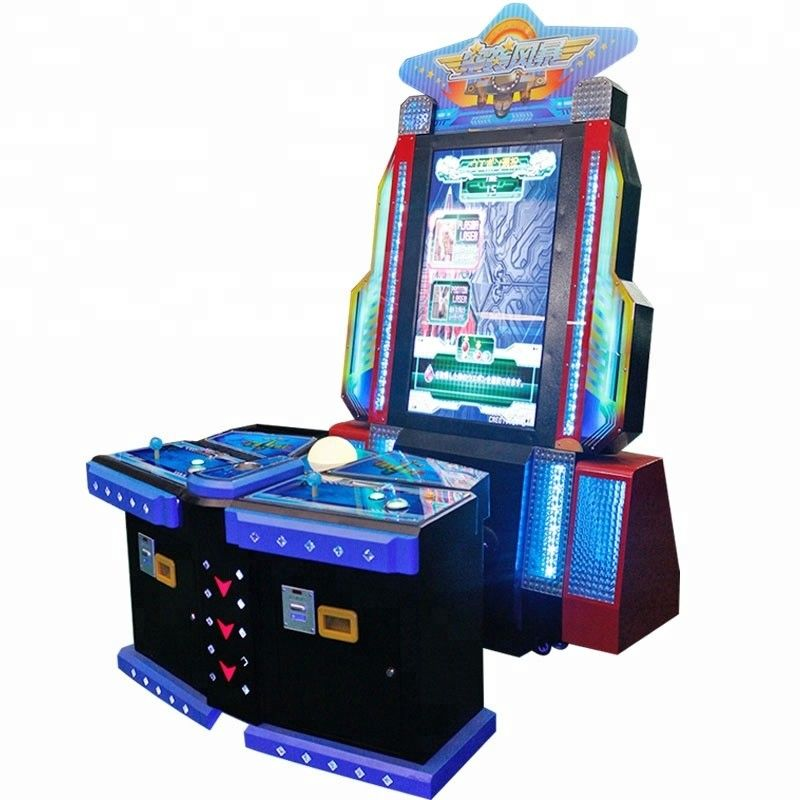 Air Attack Kids Arcade Machine 2 Players Lifetime Maintence For Game Center supplier