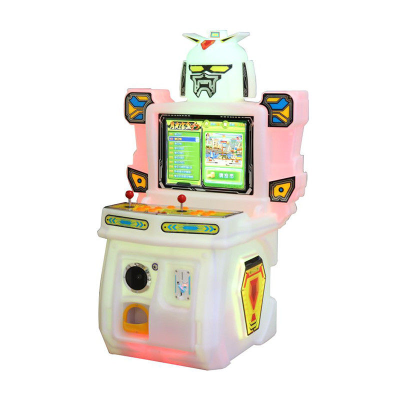 "Commercial Kids Street Fighting Game Machine All In One Arcade Machine 19"" Screen supplier"