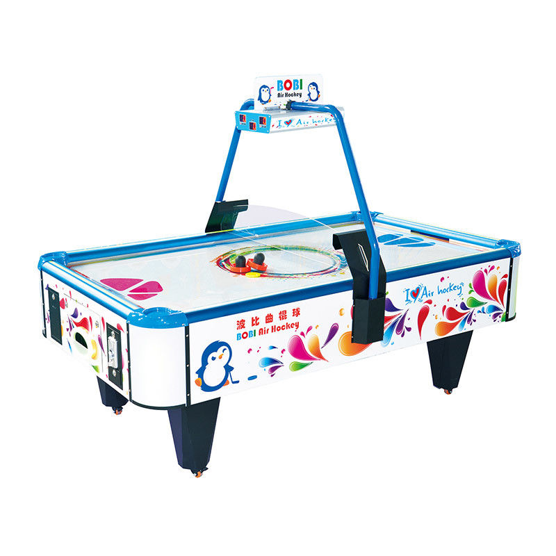Commercial Amusement Arcade Air Hockey Table Size 2260*1280*1560mm supplier