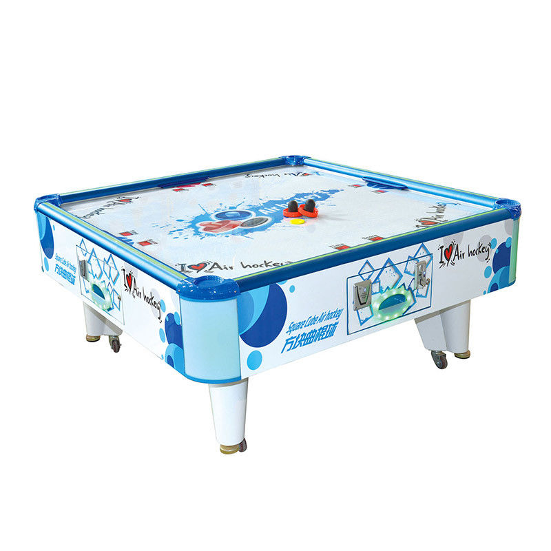 Indoor Sports 4 Person Arcade Air Hockey Table Equipment 110/ 220V supplier