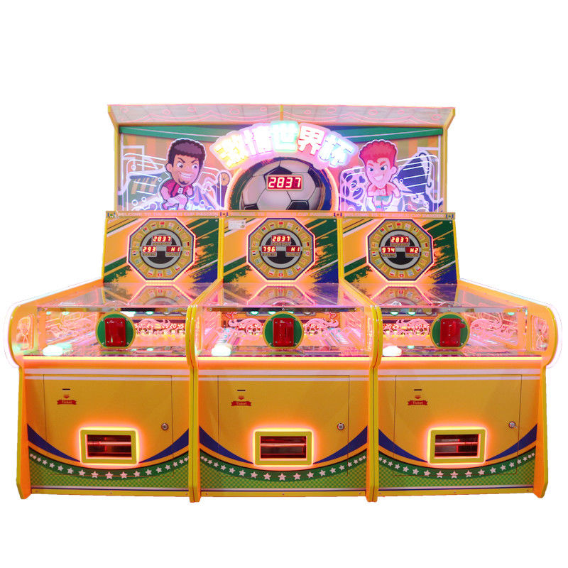 Commercial Hook  Electronic Pinball Game Machine 3 Players One Year  Warranty supplier