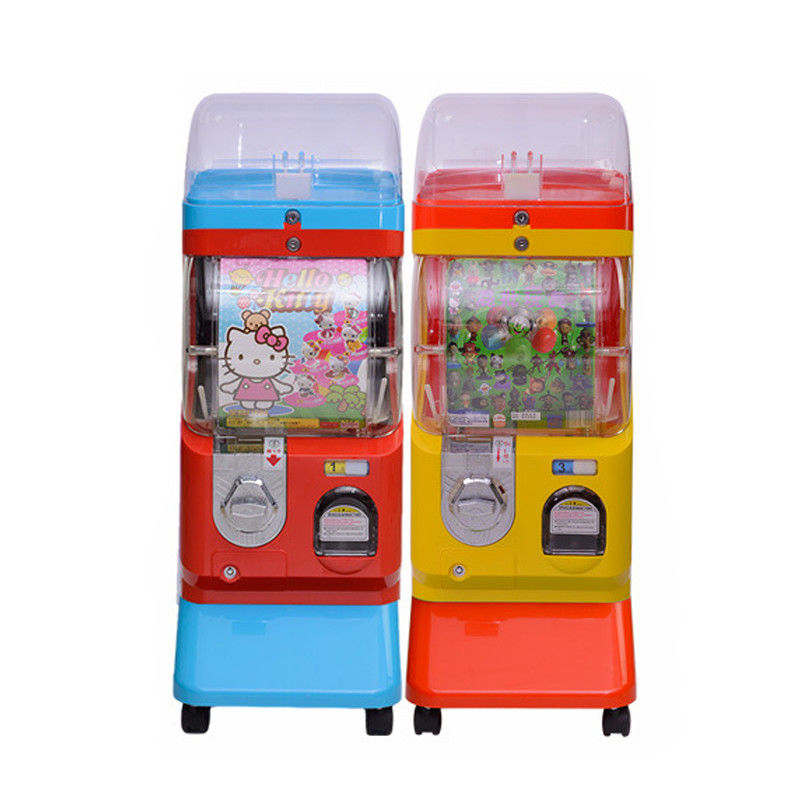 Coin Operated Capsule Vending Machine Non-electricity Candy Vending Machine