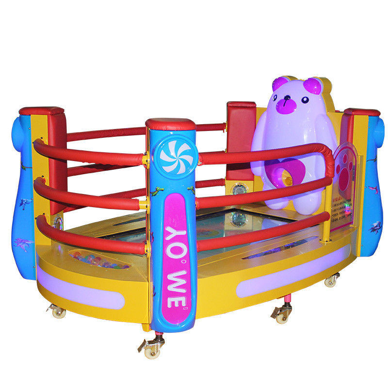 Kids  Sport Step Arcade Games Machines 1~4 Players Metal Material supplier