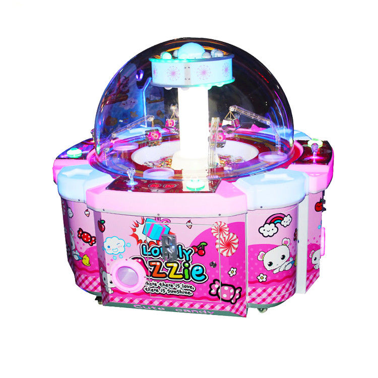 Mini Electronic Candy Grabber Claw Machine For Children 's Playground supplier
