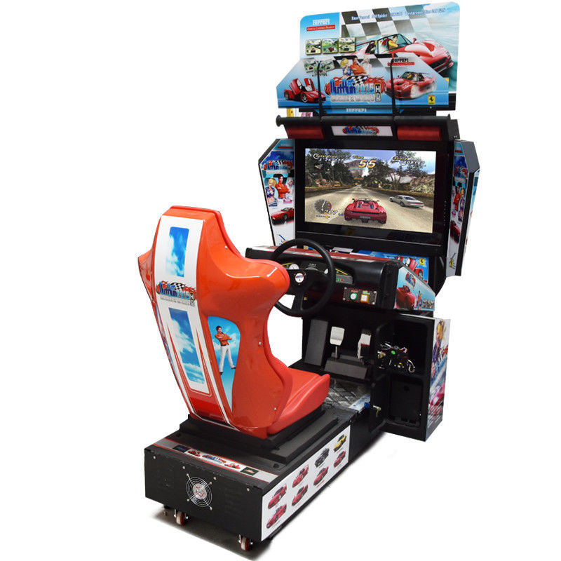 coin operated arcade machines