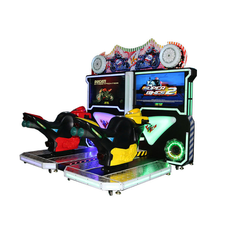 Electronic Driving Racing Simulator Machine Redemption Game Machine