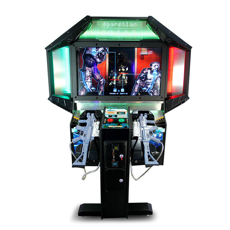 Arcade Machine Shooting Games 2 Players Best Classic Shooter Games