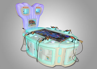 Gift Showcase Fish Hunter Game Machine With Ticket / Toys Out