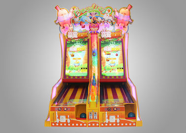 Bowling Bar Game Machine For Carnival Midway , Arcade Games Machines