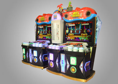 Coin Push In Ticket Out Interesting Multi Game Arcade Machine For Kids