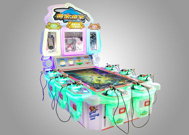 Joyful Design Entertainment Fish Shooting Game Machine With Multi Games