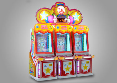 Fast Coin Slot Carnival Arcade Coin Machine Stable System , Quarter Pusher Machine