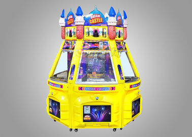 Multi Players Exciting Coin Pusher Machine With Traning JP Award