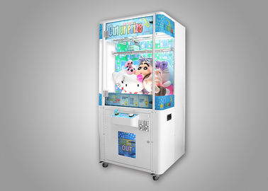 Big Toys Prize Claw Machine Acrylic + Metal Frame For Amusement Center
