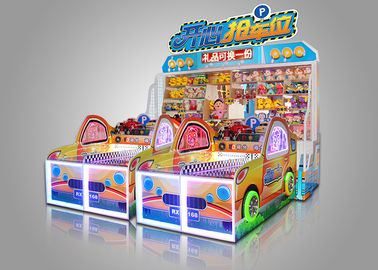 Funny Parking Game Auto Counting Carnival Games With LED Displayer
