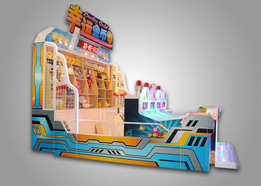 Kids Play Family Friendly Midway Carnival Games Machines For Attractions