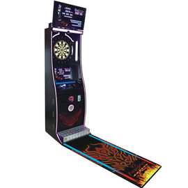 Coin Operated Entertainment Online Dart Games Machine With Dart Game Board